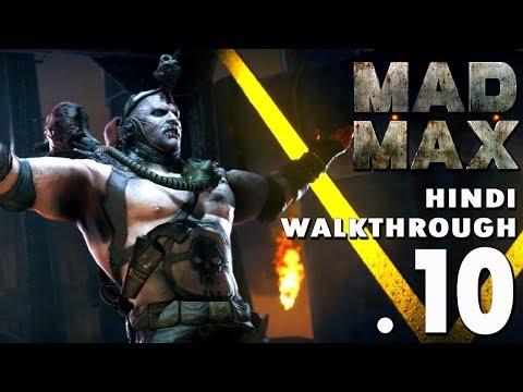 Mad Max Hindi Walkthrough Part 10