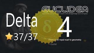 Euclidea 4 Delta 37 37