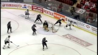 2007 world junior hockey championship - canada vs. usa (semifinals)
