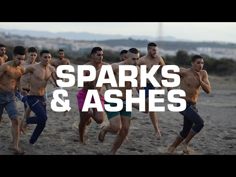 The Blaze - Sparks & Ashes - Audio