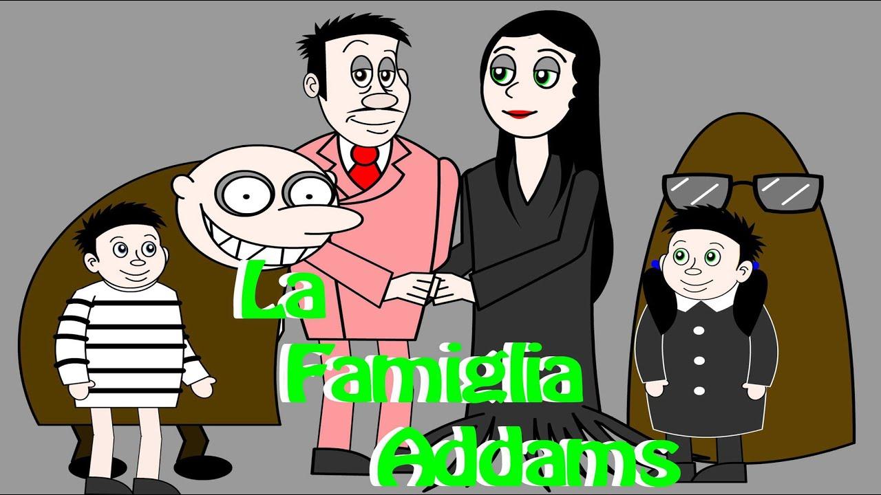 La famiglia addams youtube