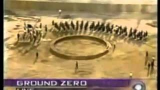 Illuminati All Seeing Eye Ritual at Ground Zero