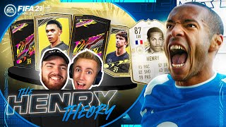 SO MANY DIFFERENT PACKS!! (The Henry Theory #18) (FIFA Ultimate Team)
