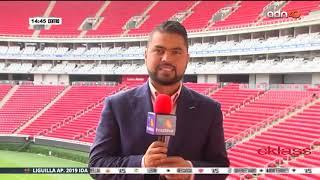 Ricardo Peláez fue presentado oficialmente como Director Deportivo de Chivas | Presentado por Cklas