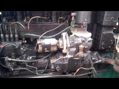 Изготовление переходной плиты на пускавой двигатель под стартер Часть 2