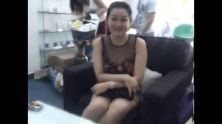 Phi Thanh Vân Test kem tắm trắng