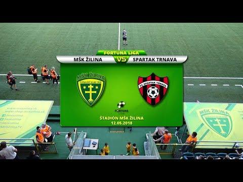 MŠK Žilina - FC Spartak Trnava 6:0 (3:0)