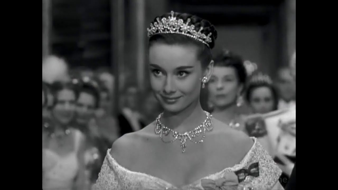Roman Holiday / Audrey Hepburn ローマの休日(映画)/ オードリー・ヘップバーン