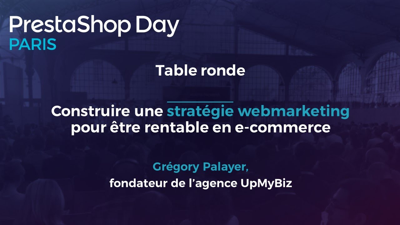 Construire une strat gie webmarketing rentable en e for Idee e commerce rentable