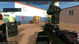 CB:RO Full Match #1 - Counter Blox : Roblox Offensive