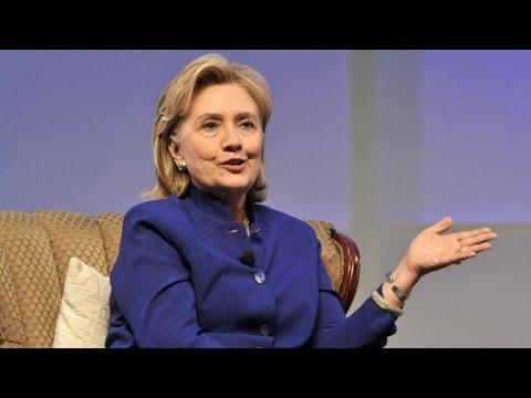 Hillary Clinton at BIO Convention 2014