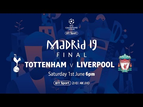 Watch Tottenham Hotspur Vs Liverpool Live On BT Sport's YouTube Channel