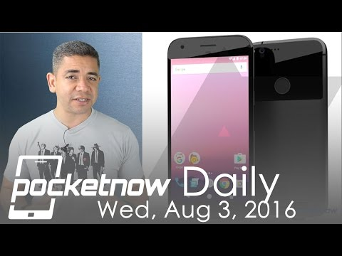 iPhone 7 Pro RAM, Google HTC Nexus dates & more - Pocketnow Daily