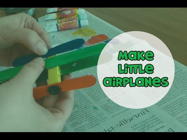 Make Little Airplanes! | Make it Yourself (s01e3)