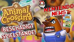 Animal Crossing beschädigt Spielstände! - NintendoNews 01
