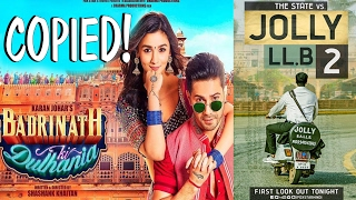 EP 15 | COPIED Bollywood Posters Compilation | Movie posters which are COPIED/ INSPIRED BY BOLLYWOOD