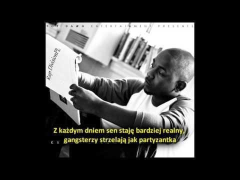 Kendrick Lamar - Faith (napisy PL)