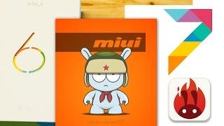 MIUI 7 vs MIUI 6 - AnTuTu Benchmark