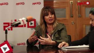رانيا فريد شوقي لـ«اتفرج»: ليس كل ما يكتب على السوشيال ميديا يصدق