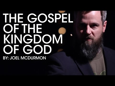 The Gospel of the Kingdom of God | Joel McDurmon #GGC15