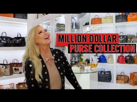 MILLION DOLLAR PURSE COLLECTION!!