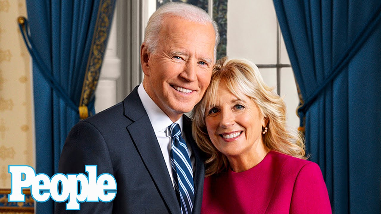 Joe Biden Remembers The Moment He Wanted To Marry Jill Biden People Youtube