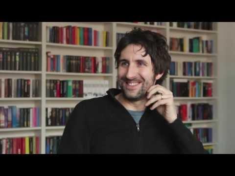 Interview mit Mark Watson zu seinem Roman »Rückwärtsleben«