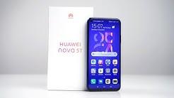 Unboxing: Huawei Nova 5T (Deutsch) | SwagTab