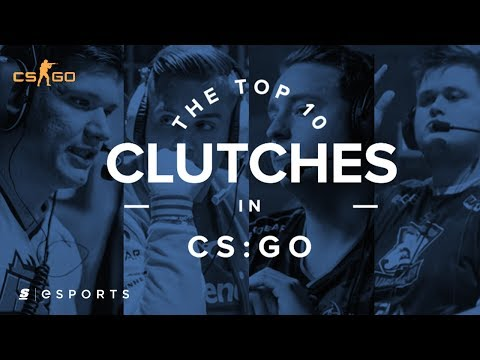 The Top 10 Clutches in CS:GO History