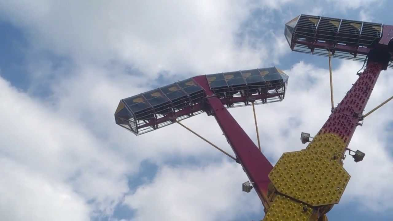 Project 1 Hammer Ride In Crawley Park Youtube