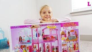 Дом куклы Барби/ Самая большая/ Игрушка Барби/ Barbie Doll House