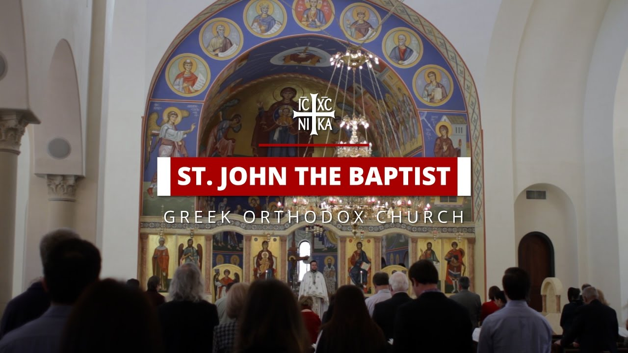 Saint John the Baptist – Greek Orthodox Church