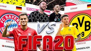 FIFA 20: BUNDESLIGA MATCH vs PHINEAS (GAMEPLAY CHALLENGE) 🔥🔥