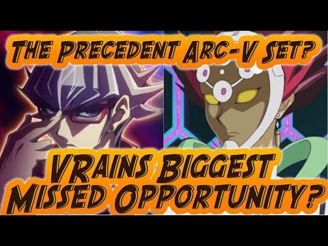 The Precedent We Wish Arc-V Set.. VRains Biggest Missed Opportunity?