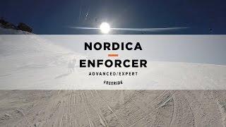 Nordica Enforcer Slopeside Ski Review 2016 / 2017 | Ellis Brigham