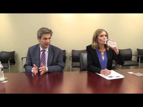 Matt Dolan talks about funding priorities for NE Ohio