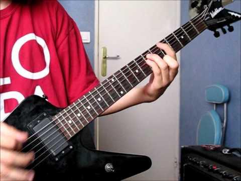 Eluveitie - Luxtos Guitar Cover