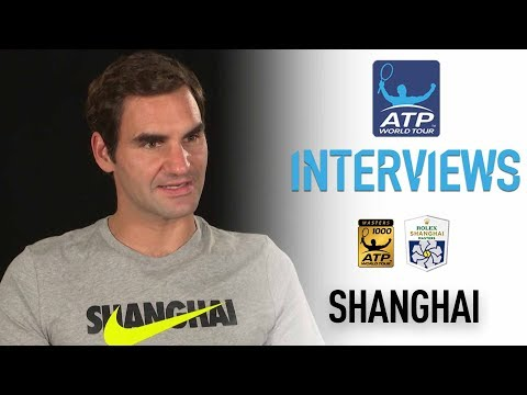 Federer Feeling Match Ready Ahead of Return To Shanghai 2017
