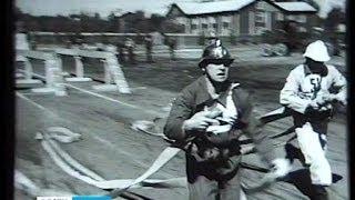 Карельские огнеборцы отмечают профессиональный праздник