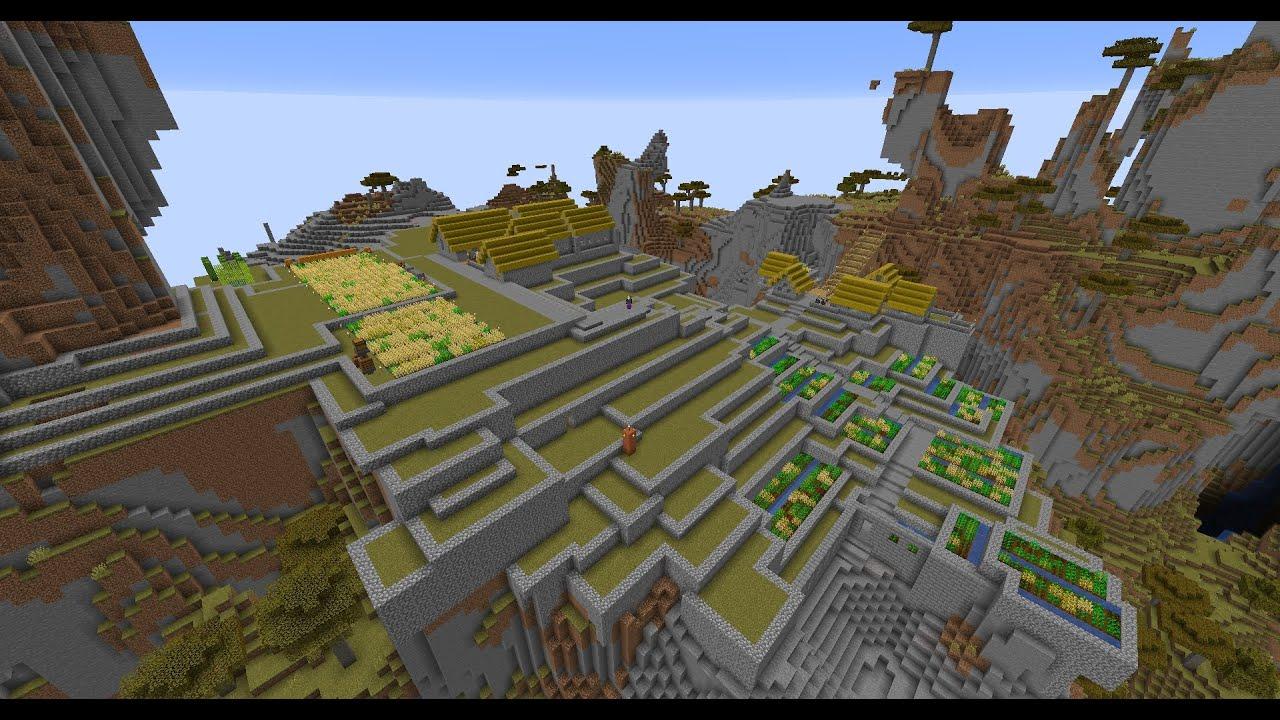 Machu Picchu - [Minecraft SMP] Eternal Vanilla w/ my Wife - 1.3, 2/2 [1.14, snapshot 19w09a]