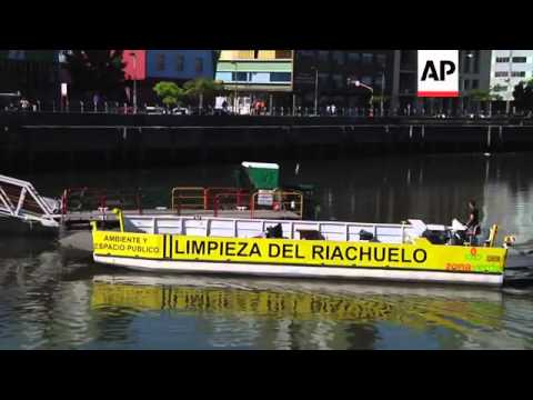 Riachuelo River named as eighth most polluted place in the world