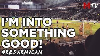 I'm Into Something Good! CHANT | Hull 2-1 Man United | #RedArmyCam
