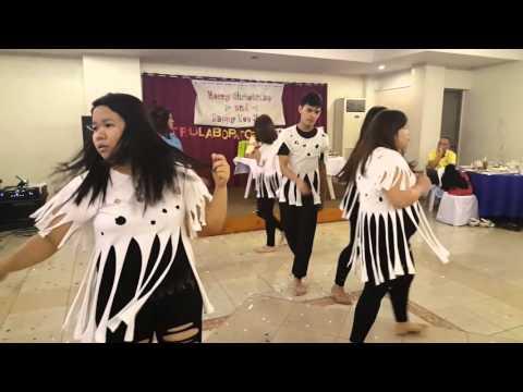 Trulab Christmas Dance Competition 2015  CHAMPION Interpretative