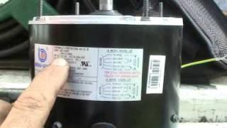HVAC Bard Condensing Fan Motors