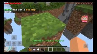 Watch me play Minecraft - Pocket Edition via Omlet Arcade!