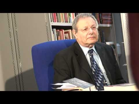 Sir Martin Gilbert Interview