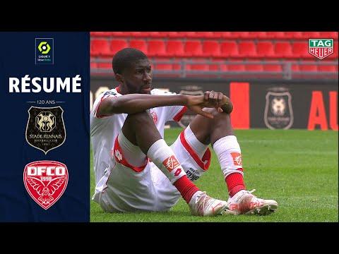 Rennes Dijon Goals And Highlights