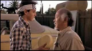 Karate Kid - Dai la cera, togli la cera
