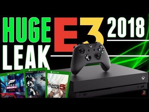 Xbox E3 2018 News! Sea Of Thieves Reviews, Leaked March NPD Numbers, Xbox Update, Xbox One X News!