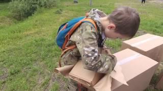 Кот в мешке за 1000 рублей на фестивале Geek Picnic